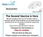Newsletter Winter 2021 - 2nd Edition